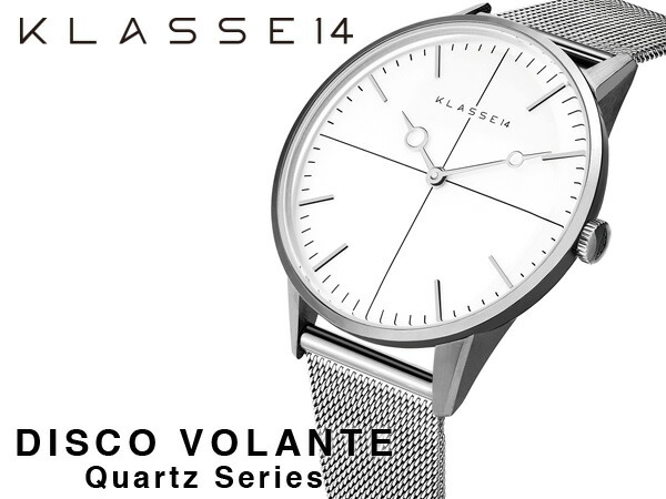 KLASSE14 クラス14 DISCO Volante 36mm