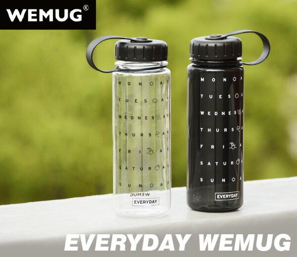 EVERYDAY WEMUG ウォーターボトル WEMUG 500ml