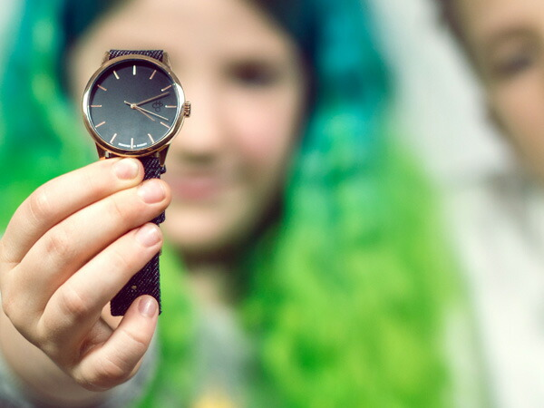 CHEAPO チーポ スウェーデン 北欧 人気 腕時計 Make Equal デニム腕時計