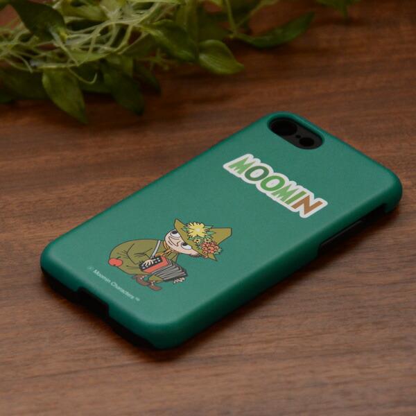iPhone7 ムーミン MOOMIN リトルミイ スナフキン スティンキー