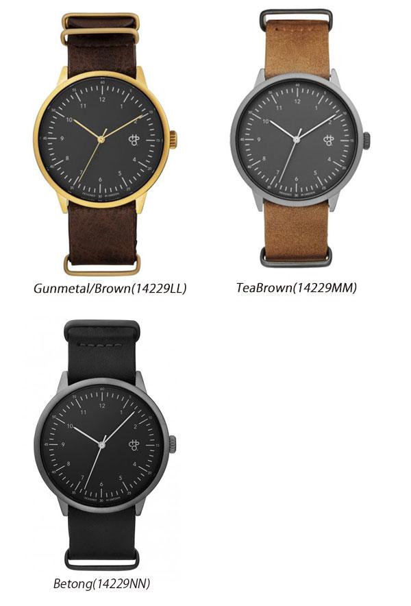 CHEAPO チーポ スウェーデン 北欧 人気 腕時計 HAROLD