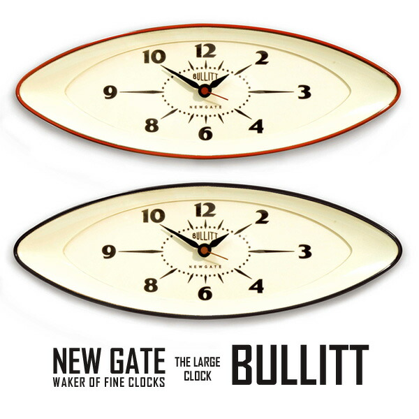 Bullitt Wall Clock Bullitt Wall c