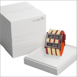 ZERONE/ゼロワン 【DOPPEL Z1012】 男女兼用腕時計 専用BOX