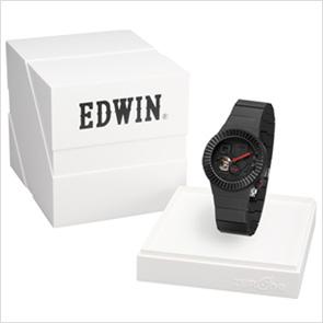 【EDWIN/エドウィン】ZERONE/ゼロワン ボーイズ腕時計 専用BOX