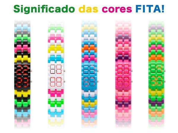 FranTemps/�ե��ƥ�ץ� LED Blaceletwatch FITA