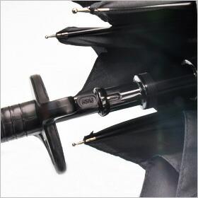 絵がサーベル風になっているユニークな傘SabreUmbrella/サーベルアンブレラ紳士傘