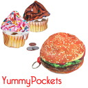 Burger bagel sandwich cupcakes pouch imported goods watches and toys rather than gadgets Cynthia