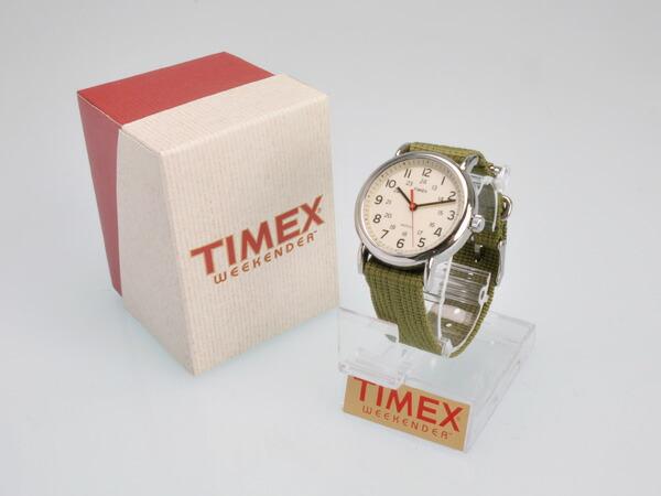 TIMEX WEEKENDER�ʥ�����å��� ����������������˥���ȥ��ѡ���