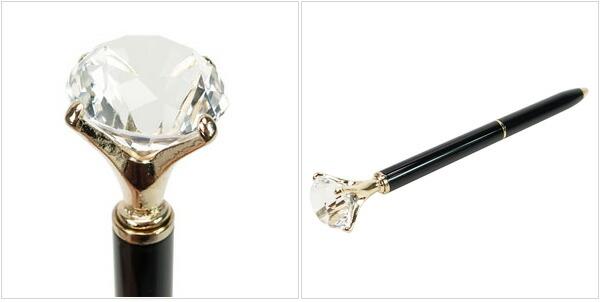 10ct ボールペン 10カラット ダイヤモンド
