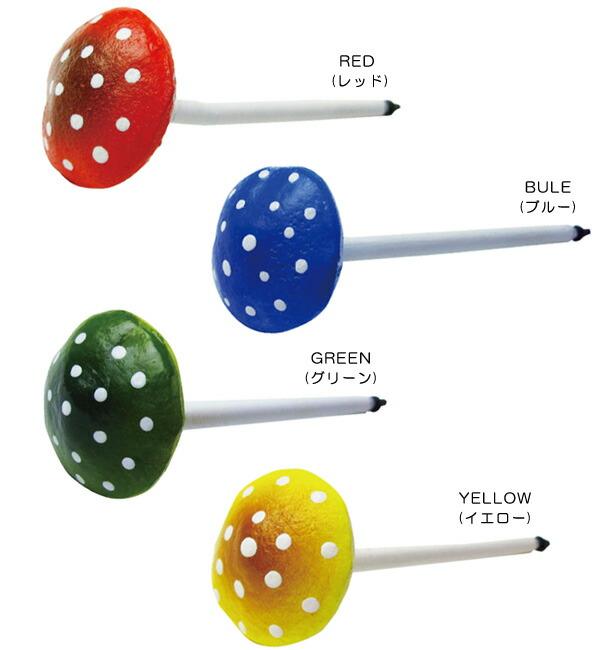 きゅうりボールペン・きのこボールペン・キュウリボールペン