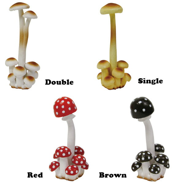 GROW MUSHROOMS/グローマッシュルーム きのこの形のボールペン