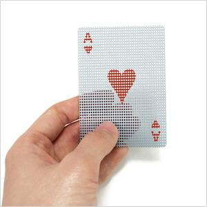 MicroDotsTransparentCard