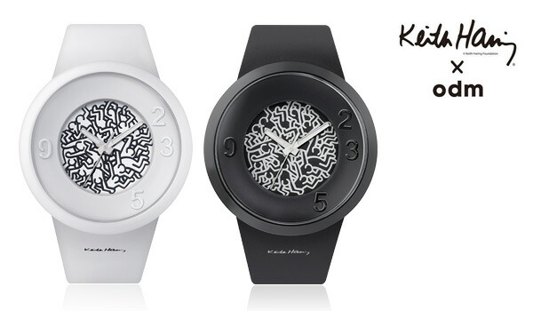 DD127A �����ǥ������� odm+ Keith Haring �������إ�� �����
