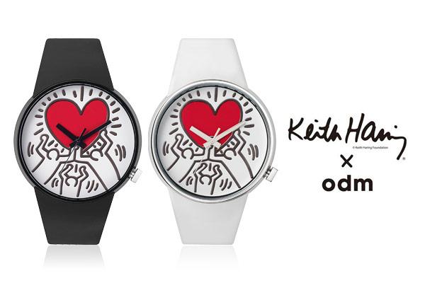 DD134A �����ǥ������� odm+ Keith Haring �������إ�� �����