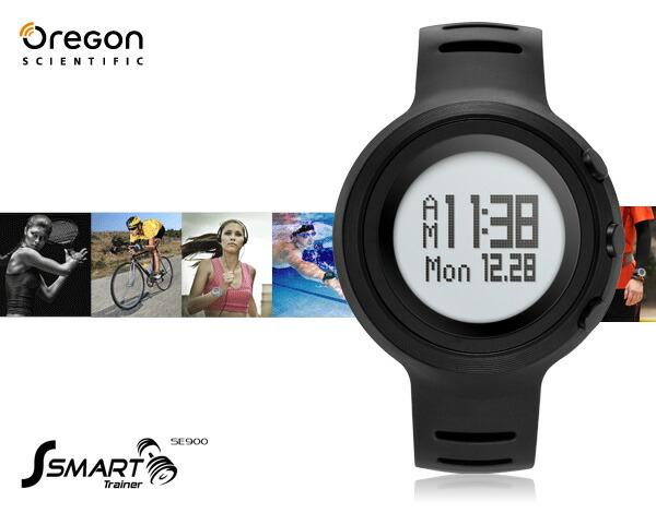 【OREGON/オレゴン】スマートウォッチ Ssmart Trainer (SE900) 腕時計 ランニング