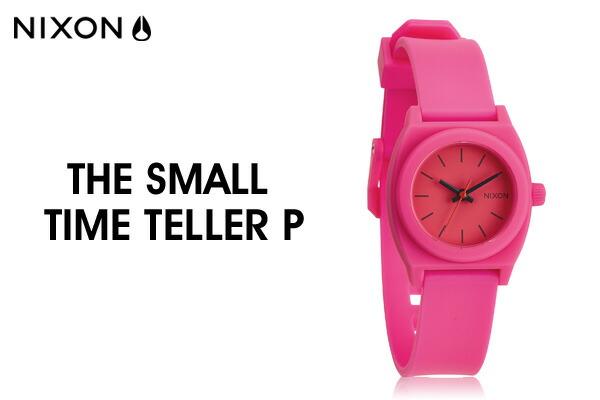 【NIXON/ニクソン:正規品】 SMALL TIME TELLER P スモールタイムテラー 全9色