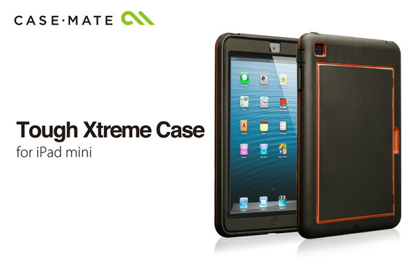 iPad mini case Tough Xtreme Case for iPad mini / tough and extreme ...
