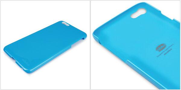 【ahha/アハ】iPhone6 Plus ケース クリア ソフト POZO ハードケース 5.5inc