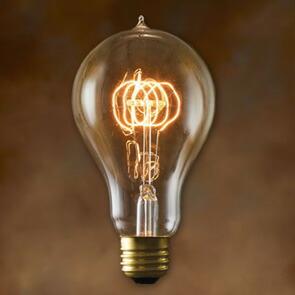 Edison Bulb A-SHAPE(L) エジソンバルブ カーボン電球 インテリア 照明