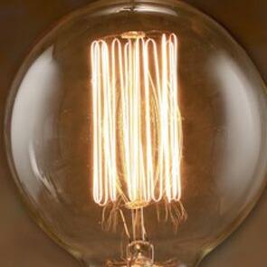 Edison Bulb GLOBE(L) エジソンバルブ カーボン電球 インテリア 照明