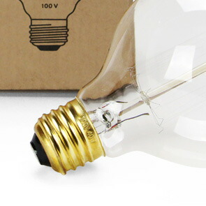 Edison Bulb GLOBE(S) エジソンバルブ カーボン電球 インテリア 照明