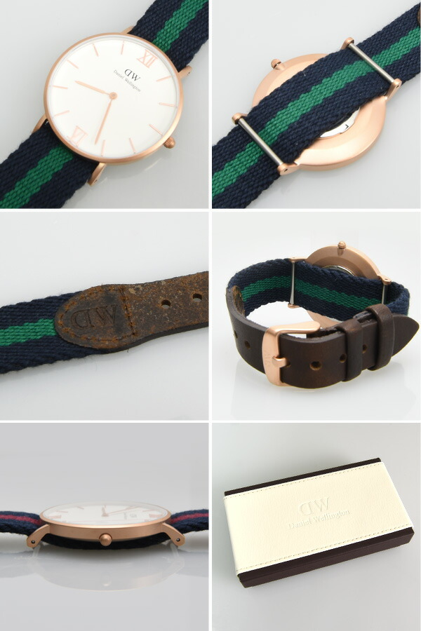 DANIEL WELLINGTON ���˥��륦�����ȥ� GRACE COLLECTION ���졼�����쥯�����