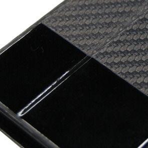 【Kajsa/カイサ】SVELTE COLLECTION carbon fibre multi Angle case マルチアングルケース iPhone6ケース for iPhone6(4.7inch)