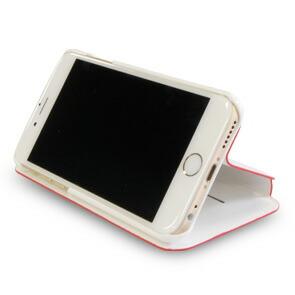 【Kajsa/カイサ】Neon Collection Polka dot multi Angle case  ドットパターン マルチアングルケース for iPhone6(4.7inch)蓄光 水玉