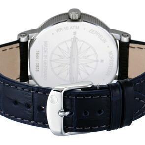 ZEPPELIN Nordsten ノルドスタン 75461 GMT腕時計