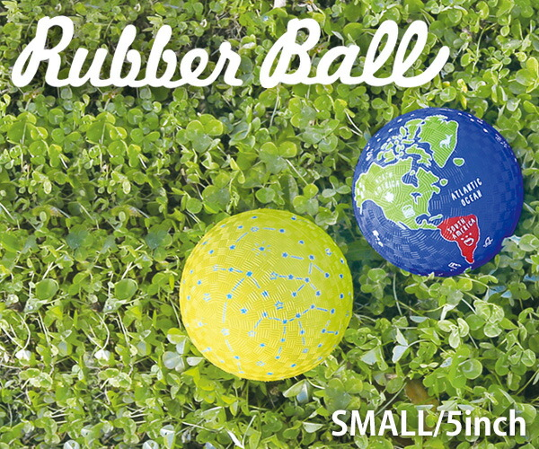 RUBBER BALL ラバーボール 天然ゴム ボール おもちゃ