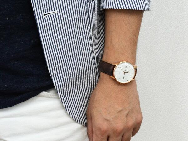 KLASSE14 DISCO VOLANTE 自動巻腕時計 オートマティック DI15RG001M