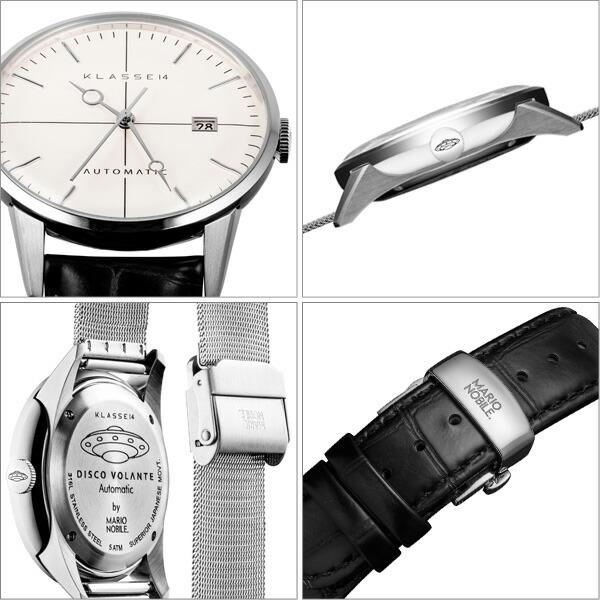 KLASSE14 DISCO VOLANTE 自動巻腕時計 オートマティック DI15SR001M DI15SR002M