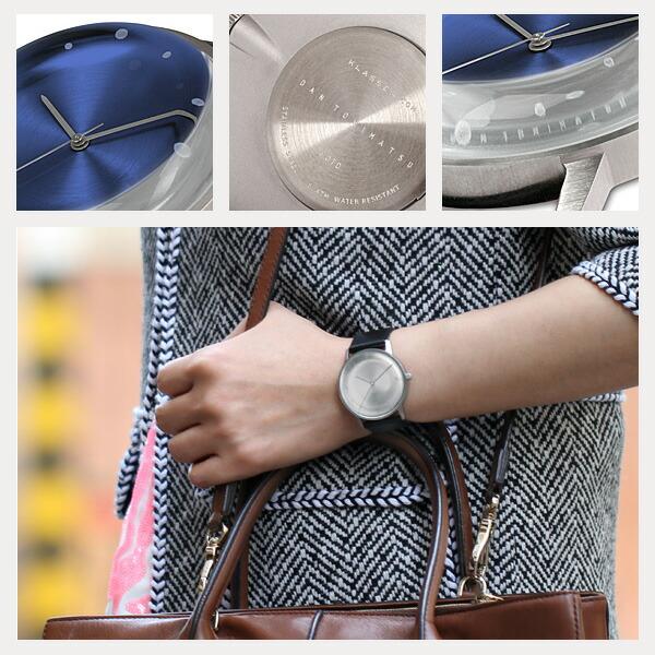 KLASSE14/クラッセ14 FOTD 腕時計