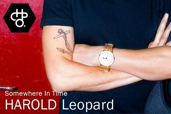 CHEAPO �����ݡ����������ǥ��̲����͵����ӻ��� HAROLD Leopard �ҥ祦��