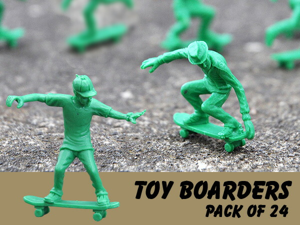 TOY BOARDERS トイボーダーズ スケーター サーファー  The Original AJ's Toy Boarders / from U.S.A.