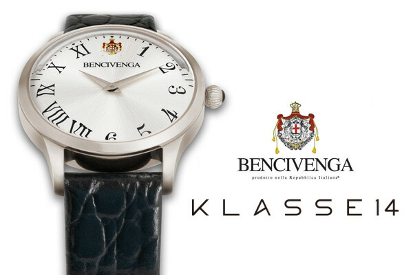 KLASSE14/クラッセ14 Volare  Sartoria Pin Stripe(VO15SA005M)腕時計