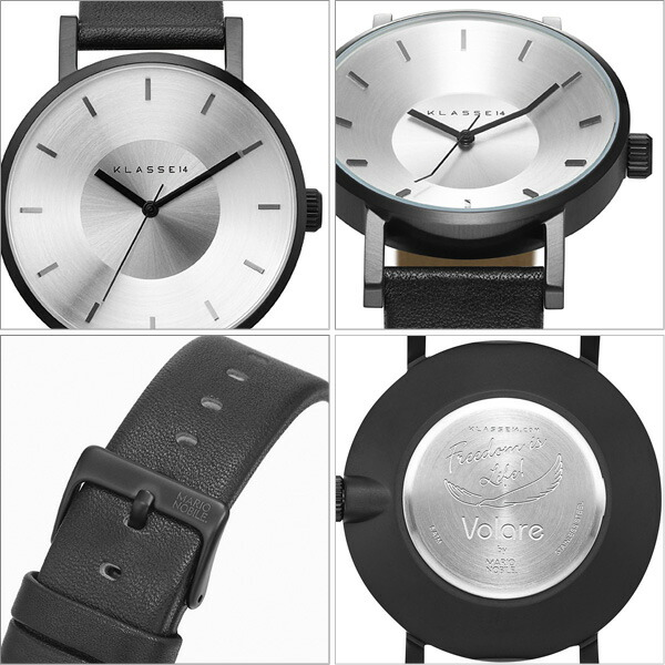KLASSE14/クラッセ14 VOLARE GOLD,BLACK 腕時計