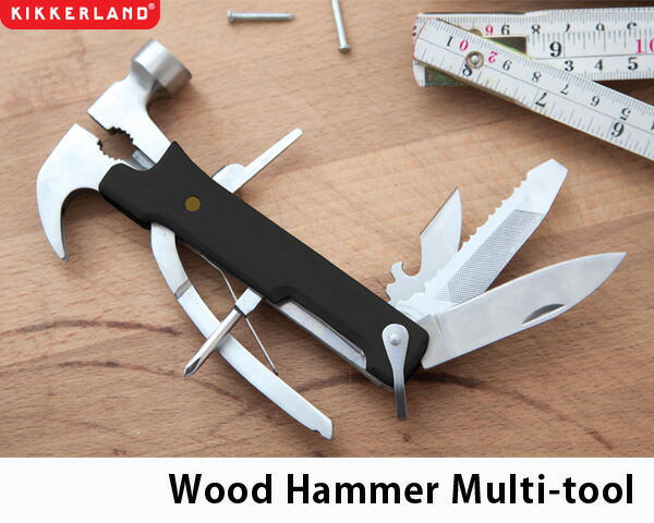 Wood Hammer Multi-tool