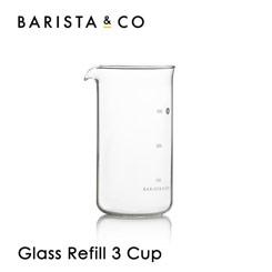 BARISTA&CO バリスタアンドコー Glass Refill 3 Cup グラスリフィル 3カップ
