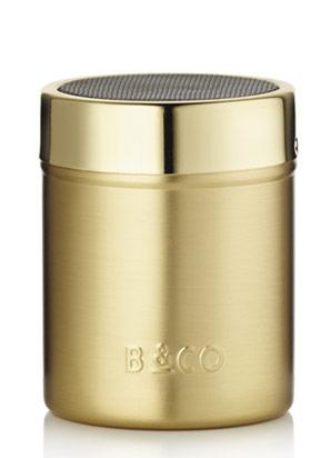 Barsita&Co バリスタアンドコー ココアシェイカー Electric Gold