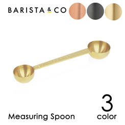 BARISTA&CO バリスタアンドコー Measuring Spoon メジャーリング スプーン