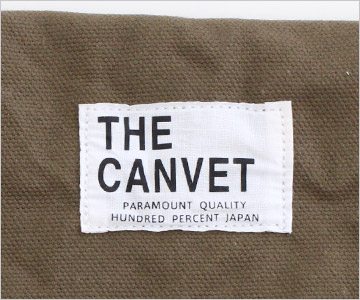 the canvet キャンベット detail