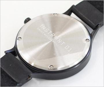 INSTRMNT instrmnt watch 腕時計 detail
