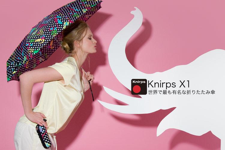 knirps x1