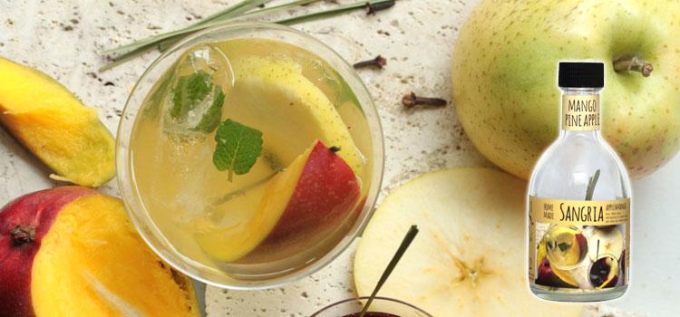 サングリア味 アップル&マンゴー