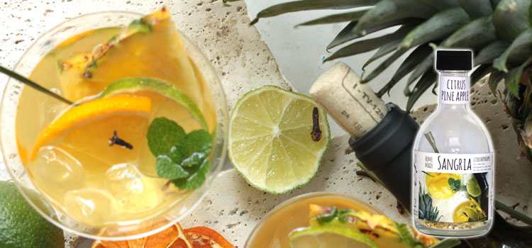 サングリア味 柑橘&パイン