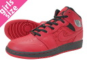 NIKE AIR JORDAN1 HI RETRO 97 TXT GS Nike エアージョーダン 1 high 97 TXT GS RED
