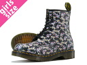 Dr.Martens 1460 W 8-EYE BOOT R11821010 Dr. Martens 8 hole boots BLACK/MINI TYDEE