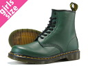 Dr.Martens 1460 WOMENS 8HOLE BOOT R11821313 Martens Ladies 8 hole boots GREEN