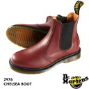 2976 Dr.Martens CHELSEA BOOT doctor Martin Chelsea boot CHERRY